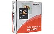MVC8251 - wideodomofon