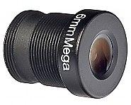 Obiektyw megapikselowy MINI 6 mm