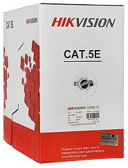 Kabel LAN U/UTP kat.5e Hikvision DS-1LN5E-S