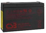 Akumulator 9Ah/6V HRL634W