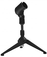 Statyw mikrofonowy mini MSQ z uchwytem 4A