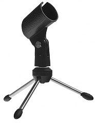 Statyw mikrofonowy mini MS-3 z uchwytem 4A