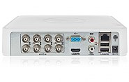 DS 7108HQHI K1 - 8-kanałowy rejestrator DVR