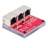 Switch 3-portowy PoE xPoE-3-10