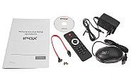 Rejestrator wielosystemowy do obsługi kamer IPOX PX-HDR0851H