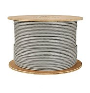 Kabel LAN U/FTP kat.6a Solarix SXKD-6A-STP-LSOH