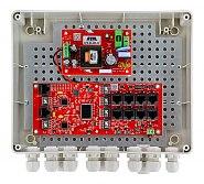 Switch 8-portowy PoE IP-8-20-L2