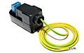 Ogranicznik przepięć linii symetrycznej RS-485 OPRS1 - 2