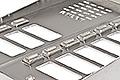 Panel domofonowy z 10 przyciskami MIWUS 5025/10D - 2