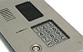 Cyfrowy system domofonowy CD2520T INOX zestaw - 2