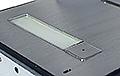 Panel zewnętrzny do wideodomofonu KW-S201C-1B-D z daszkiem - 3