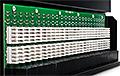 Patch panel 50-port UTP3e 19'' złącza krone - 4