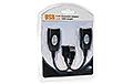 Przedłużacz USB po utp  50m - 3