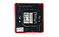 Konwencjonalny ręczny ostrzegacz pożarowy wewnętrzny ROP-100 - 2