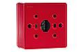 Konwencjonalny ręczny ostrzegacz pożarowy wewnętrzny ROP-100 - 5