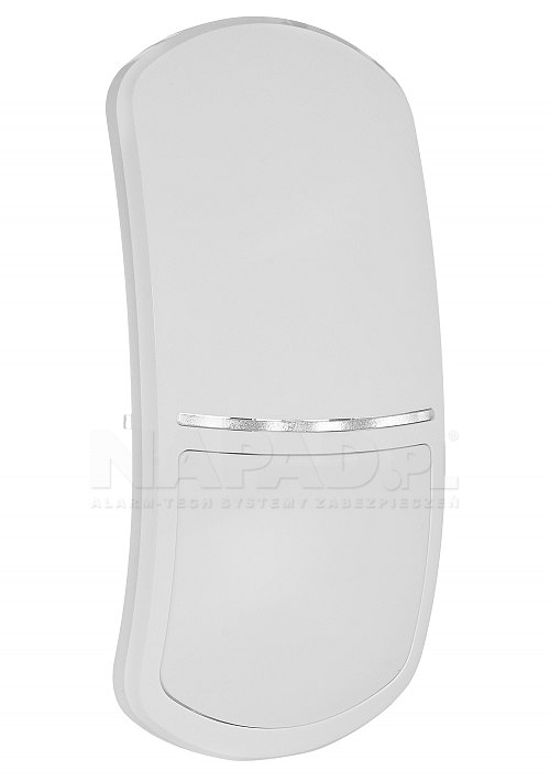 Pokrywa obudowy z soczewką Fresnela typu CT-CL2 (kurtyna pionowa)