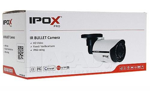 IPOX kamera z motozoom - TZH2036SL
