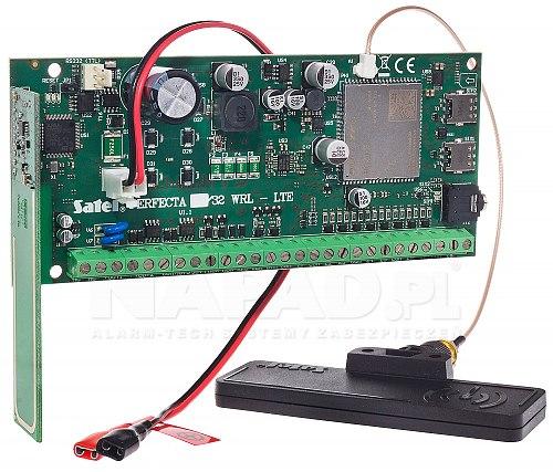 Płyta główna centrali alarmowej PERFECTA 32-WRL LTE
