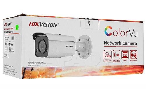 Kamera DS-2CD2T47G2-L druga generacja kamer ColorVu