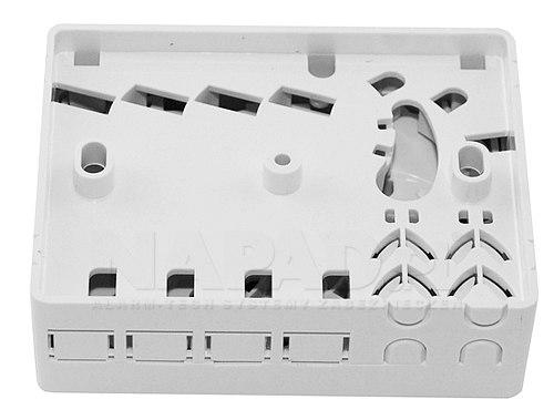 Puszka światłowodowa GFP 4F
