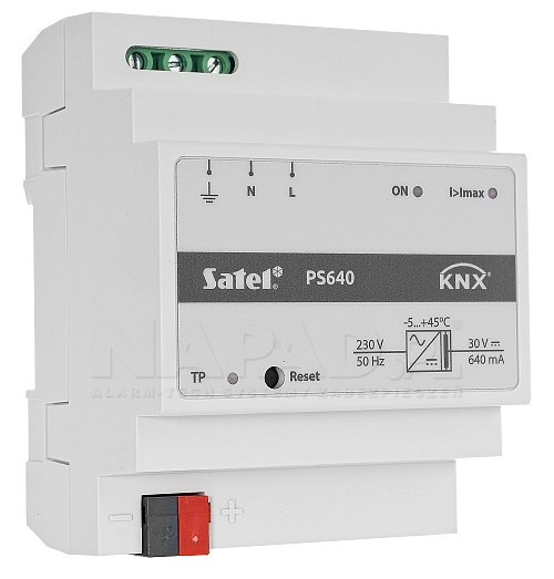 Zasilacz magistrali KNX KNX-PS640