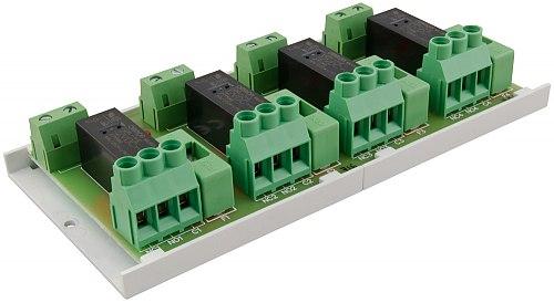 AWZ626 - Moduł przekaźnikowy PU4/HV