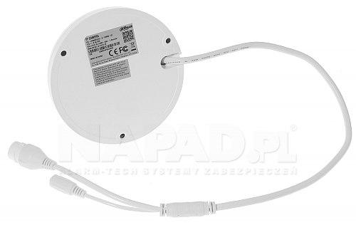Kamera sieciowa Dahua 4MP HDBW2431E-S-0280B-S2 / HDBW2431E-S-0360B-S2
