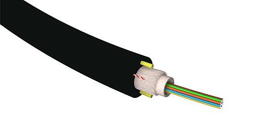Kabel światłowodowy SM 4J / 8J / 12J / 24J G652D DUCT HDPE