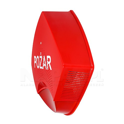 Sygnalizator akustyczno-optyczny