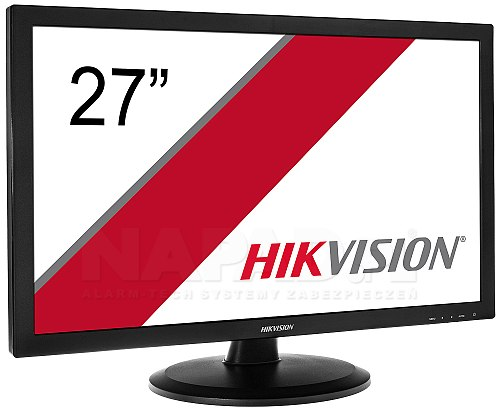 Monitor LED Hikvision DS-D5027FN 27