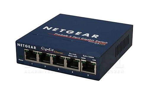 Netgear 5p switch