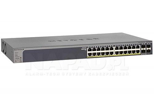 Switch 28-portowy GS728TP-200EUS