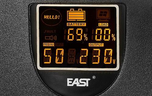 Zasilacz UPS EAST 2000-R LI