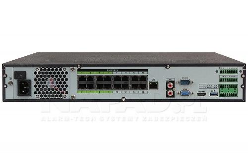 Rejestrator IP AI NVR4416 16P I  Dahua