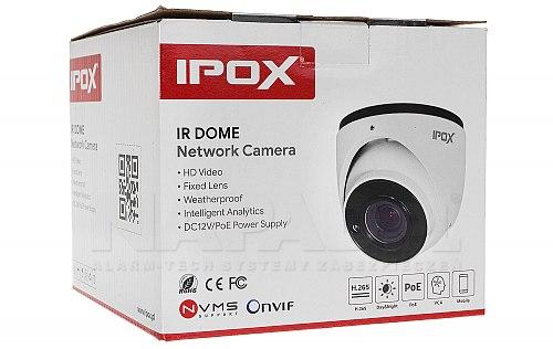 Kamera 4MP IPOX PX DI4028IR G