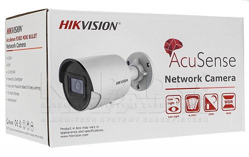Hikvision Easy IP 4.0 Acu Sense - DS2CD2086G2I