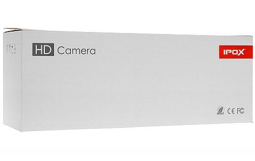 Sieciowa kamera z motozoom IPOX PX-TZIP4012IR5AI