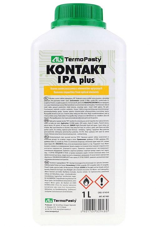 Preparat do czyszczenia Kontakt IPA plus 1l