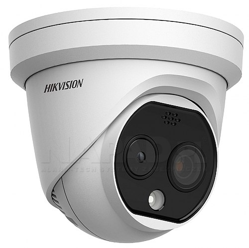 Kamera do pomiaru temperatury Hikvision DS-2TD1217B-3/PA / DS-2TD1217B-6/PA