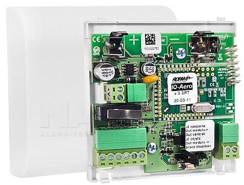 Bezprzewodowy moduł wejścia / wyjścia IO-Aero-RT