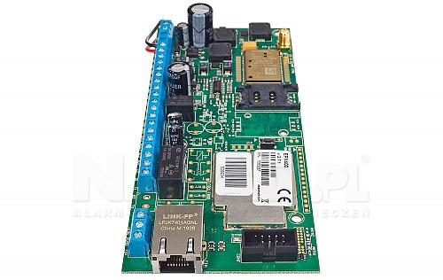 Komunikator GSM z siecią ethernet EBS EPX-400