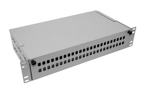 Przełącznica światłowodowa 48x SC simplex
