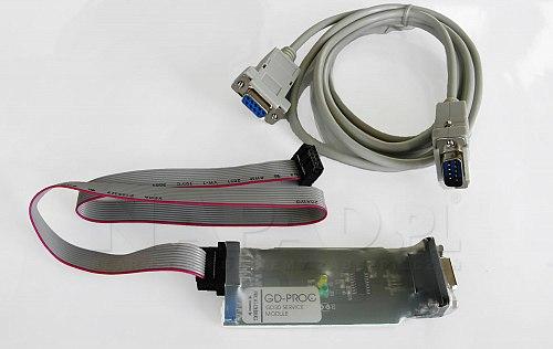 Moduł programowania transmitterów GSM GPRS SMS ETH marki EBS