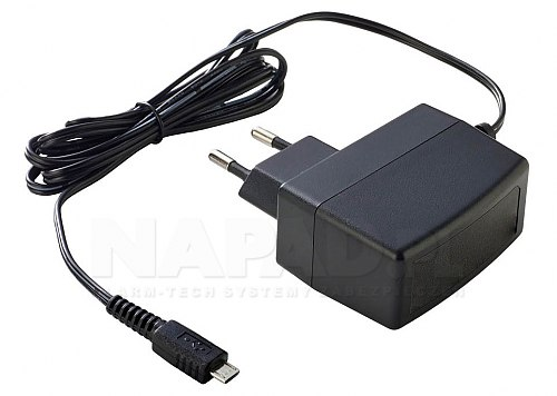 Zasilacz 5V/2A micro usb do lokalizatora EBS Active Track