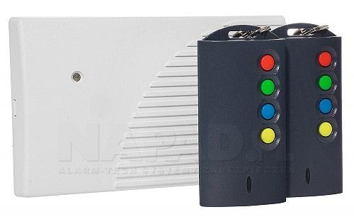 Sterownik radiowy 4-kanałowy RK-4K SMA
