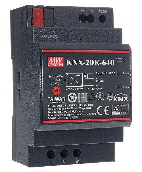 DIN KNX 20E 640