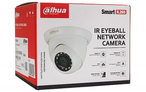 Opakowanie kamer Dahua IPC-HDW1431S-S4