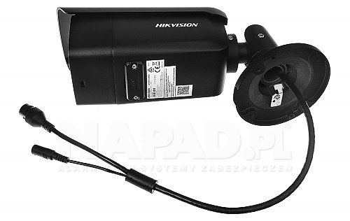 Kamera Hikvision w kolorze czarnym DS-2CD2T86G2-2I