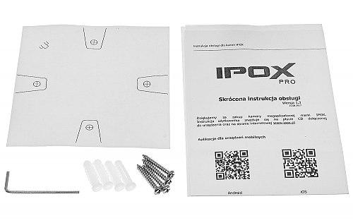 Kamera motozoom IPOX PX-DZI4012IR3