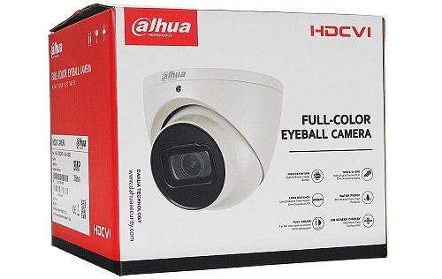 Opakowanie kamery Full-Color Dahua HAC-HDW2249T-A-NI
